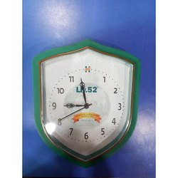 Plastic Round Promotional Wall Clock, Warranty: 1 Years