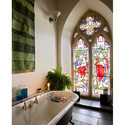 Stylish Stained Glass