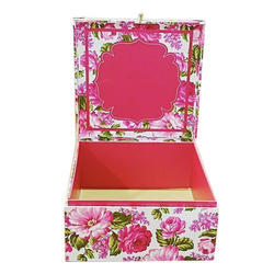 Decorative Wedding Card Box