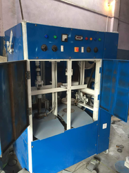 Vertical Fully Automatic Thali Making Machine