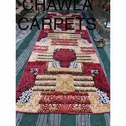 Chawla Carpets Non Woven BCF Printed Carpet, For Flooring