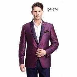 Diwan Saheb DF-974 Mens Party Wear Western Suit