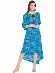 WOMEN A-LINE DRESS