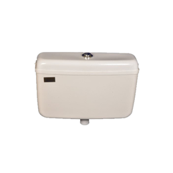Orient White Dual Flush Tank