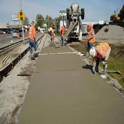 Cement Road Construction Services
