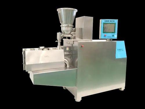 Hot Melt Extrusion Machine, ट्विन स्क्रू एक्सट्रूडर in Mumbai , Umang  Pharmatech Private Limited | ID: 4385880773