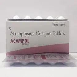 Acamprosate Calcium 333mg Tablets