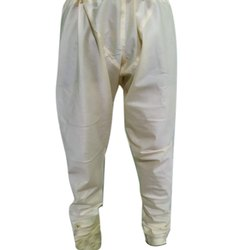 Party Wear Mens Churidar Silk Pajamas, Handwash, Size: 40