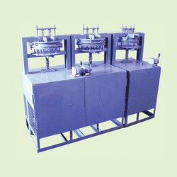 PPM3 Three Die Leaf Plate Making Machine