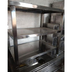 Stainless Steel Kitchen Table in Delhi   Manufacturers, Suppliers ...