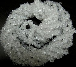 Natural Crystal Quartz Irregular Chip Gravel Uncut Nugget 4mm To 8mm
