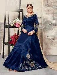PR Fashion Launched Beautiful Designer Long Suit