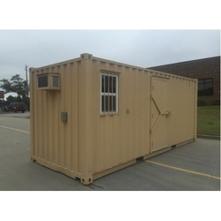 20 Ft Office Containers