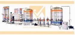 Natural Mineral Water Bottling Plant