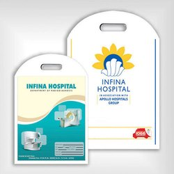 D Cut CT Scan Bags, For Hospital, Model Name/Number: Ppbags