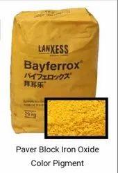 Paver Block Iron Oxide Color Pigments
