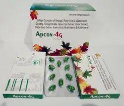 4G Softgel Capsules
