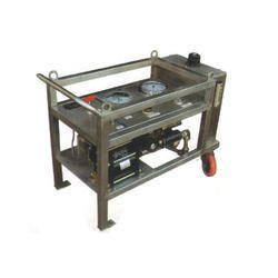Portable Hydraulic Test Pump System