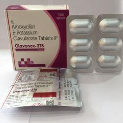 Amoxycillin & Potassium Clavulanate Tablet