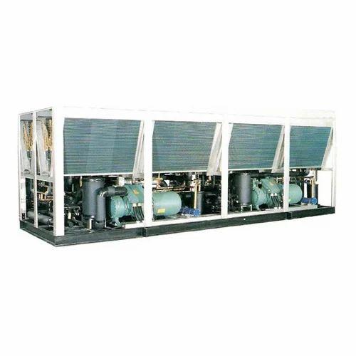 M E. Standard Air Cooled Chiller, 440v