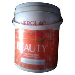 Beauty Smooth Finish Interior Emulsion Paint, Pack Size: 20 Litre