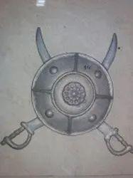 Cast Iron Dhal Talwar