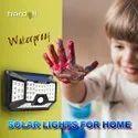 Solar LED Motion Sensor Light