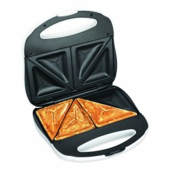 SS Sandwich Toaster, Voltage: 230 V, Power: 550 Watt