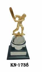 KN-1738 Cricket Trophy