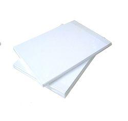 Plain Sublimation A4 Size Premium Paper, Packaging Type: Plastic Bag