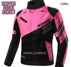 Gabroo Automobiles Scoyco Female Riding Jacket