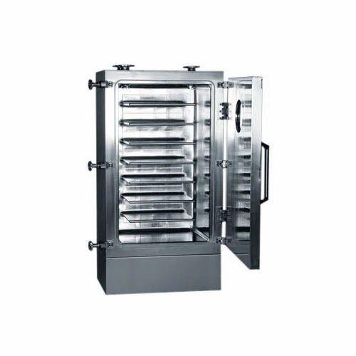Stainless Steel Vacuum Tray Dryer