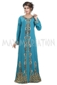 Maghribi Kaftan Dress for Arabian Ladies