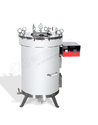 15 To 22 Psi Iso 9001 2008 Eie Vertical Steam Sterilizer, 2 Kw