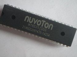 Nuvoton Integrated Circuits