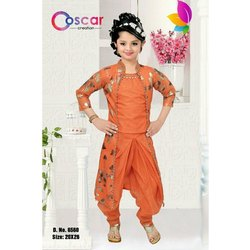 Organza Oscar Kids Patiyala Dress