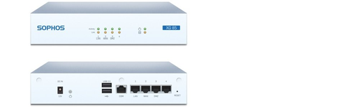 Sophos Xg 125 Firewall, Security & Inspection Devices | 3G
