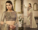 Pure Silk Embroidered Party Wear
