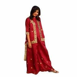 Ladies Punjabi Bhangra Dress