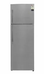 Haier 347 L 3 Star Frost Free Double Door Refrigerator (HRF-3674BS-R / E, Brushline Silver)