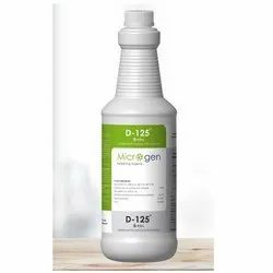D 125 Disinfectant Chemicals