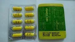 Amoxycillin Vemox 500 mg