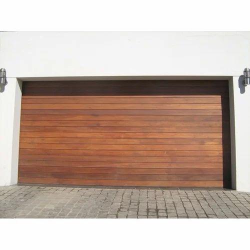Meranti Garage Doors At Rs 110 Square Feet Garage Doors Id