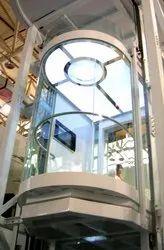 Capsule Lift-Glass Autodoor