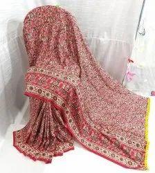 Cotton Molmol Saree