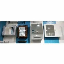 Plastic Wall Mounted Imported Bathroom Cabinet