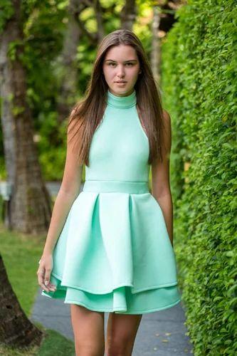 6caaa1a73247b Good Deeds Blush Skater Dress at Rs 2450 /piece | Blush Kit | ID ...