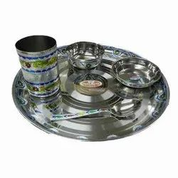 Oxidize Handicrafts Dinner Sets