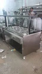 Commercial Bain Marie Counter