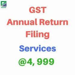 GST Annual Return Filing